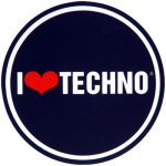 Slipmat Factory I Love Techno lemezfilc
