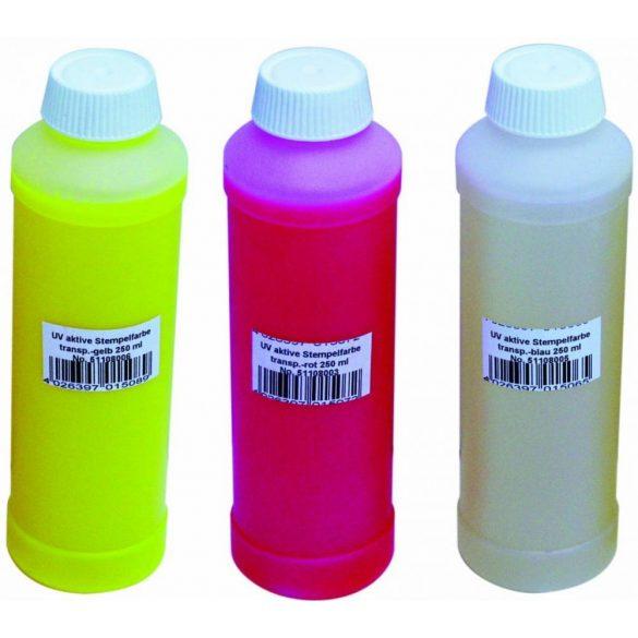 Eurolite UV-aktív bélyegzőfesték 250 ml