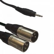 Accu-Cable 1611000042 3,5 Jack - XLR papa