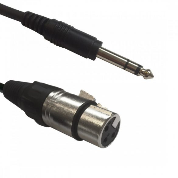 Accu-Cable 1611000046 XLR - 6,3 Jack 3m