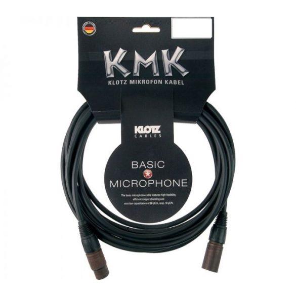 Klotz KMK mikrofonkábel 1-20 m