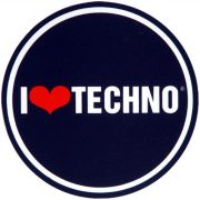 Slipmat Factory I Love Techno