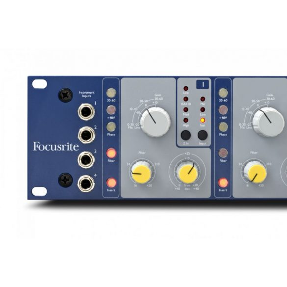 Focusrite Pro ISA 428 MK2