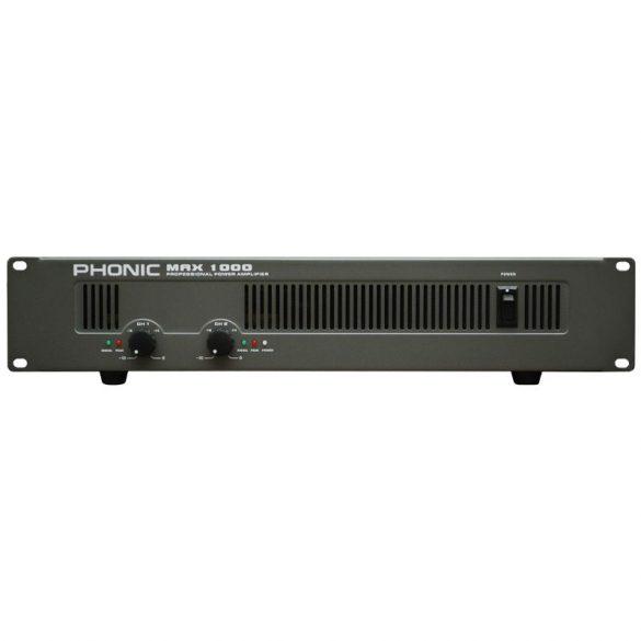 Phonic MAX1000 (2 x 300 Watt)