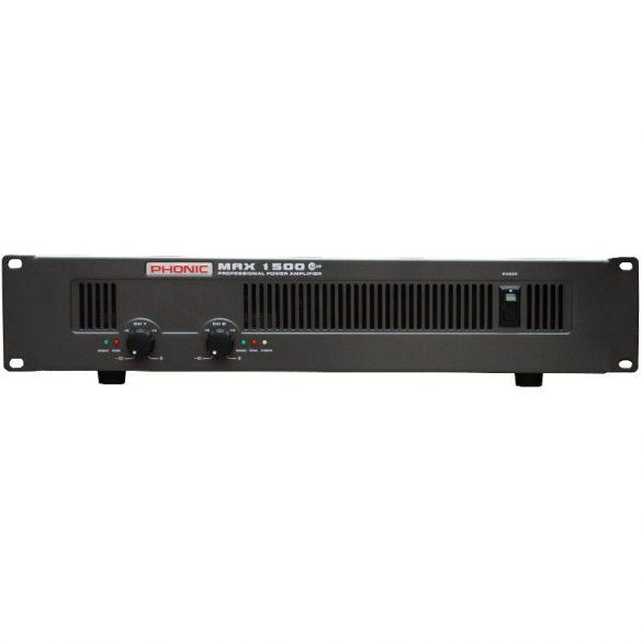 Phonic MAX1500 Plus (2 x 450Watt)