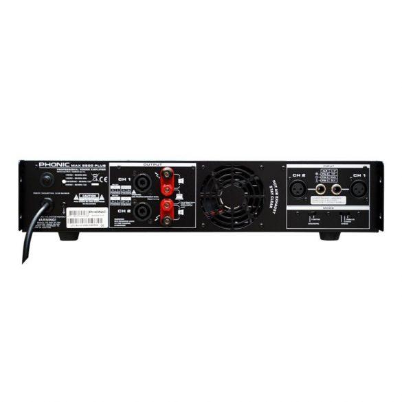 Phonic MAX2500 Plus (2x 750 Watt)