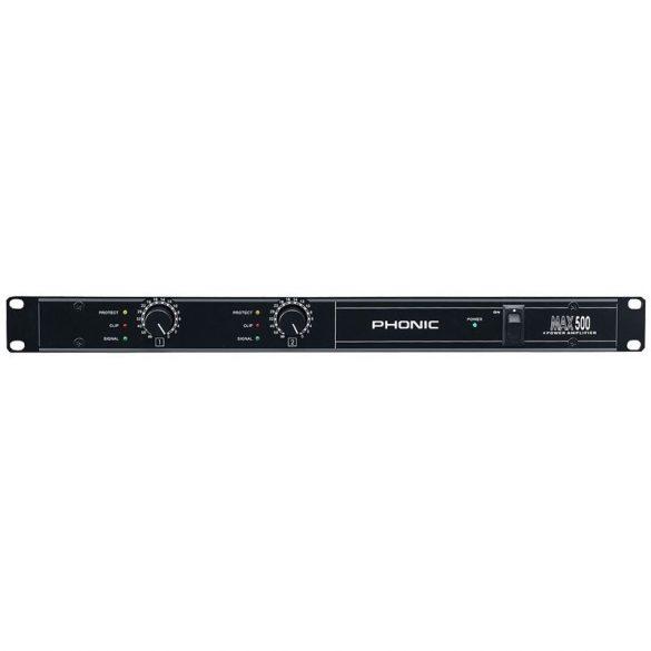 Phonic MAX500 (2 x 120 Watt)