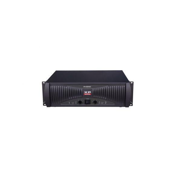 Phonic XP2000 (2 x 660 Watt)