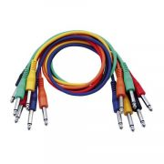 DAP-Audio Színes Mono Patch Kábel 60cm