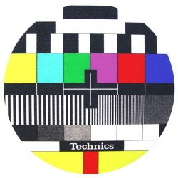 Slipmat Factory TECHNICS TV Twin