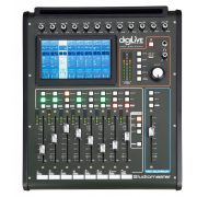 Studiomaster digiLive16 Digitális keverő