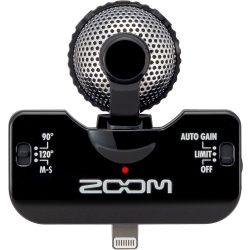 Zoom iQ5 iOS digitális sztereó kondenzátormikrofon