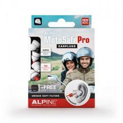 Alpine MotoSafe PRO füldugó Szűrős füldugó motorosoknak