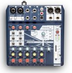 Soundcraft Notepad8FX