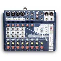 Soundcraft Notepad12FX