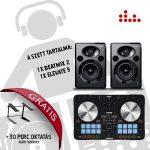 Reloop Beatmix 2 MK2 és Elevate 5 MKII DJ szett