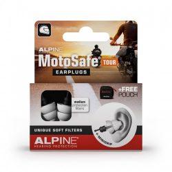Alpine MotoSafe TOUR füldugó Szűrős füldugó motorosoknak