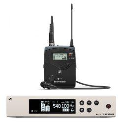 Sennheiser EW 100 G4 Választható mikroporttal