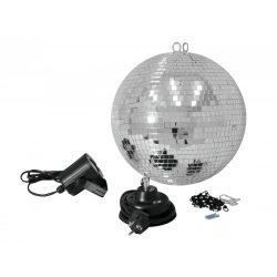 Eurolite 30cm tükörgömbszett LED Spot