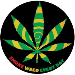Slipmat Factory Smoke Weed Every Day