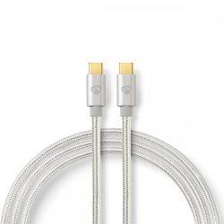 Nedis USB 3.1 GEN 2 Töltő Aranybevonatú | USB-C - USB-C