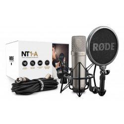 Rode NT1-A Nagymembrános Stúdió mikrofon csomag