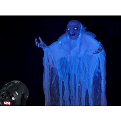 Europalms Set Halloween WITCHES + LED Party UV Spot