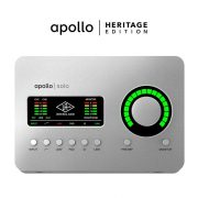 Universal Audio Apollo Solo USB | Heritage Edition