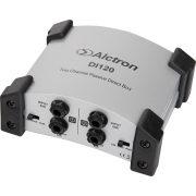 Alctron DI120B 2-csatornás passzív DI box