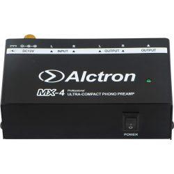 Alctron MX-4 lemezjátszó előerősítő