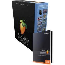 Image Line FL Studio Signature Bundle v20+ Magyar FL Studio Könyv