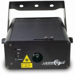 Laserworld EL-500 RGB Key Text lézer effekt