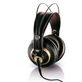 Stúdió fejhallgatók