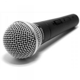 Kézi mikrofonok
