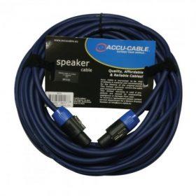 Assembled Speaker Cables