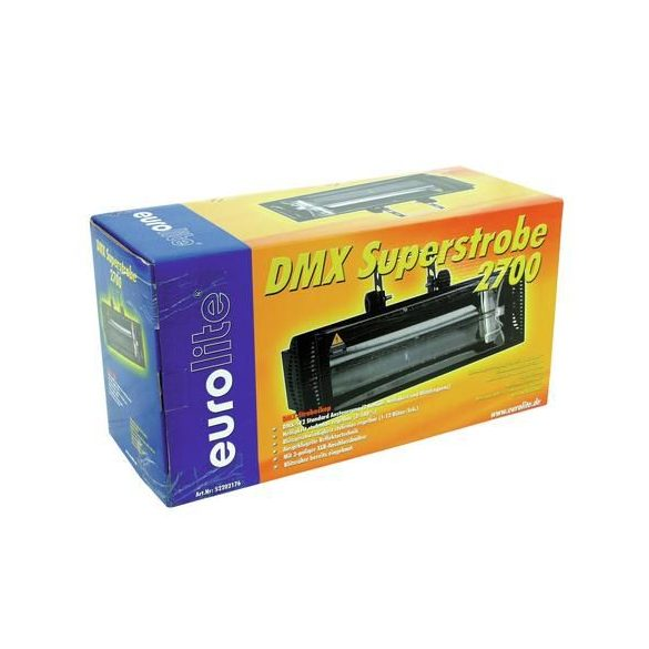 Eurolite Superstrobe 2700 DMX