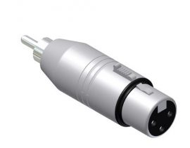 Accu-Cable 1613000010 XLRmama/RCApapa