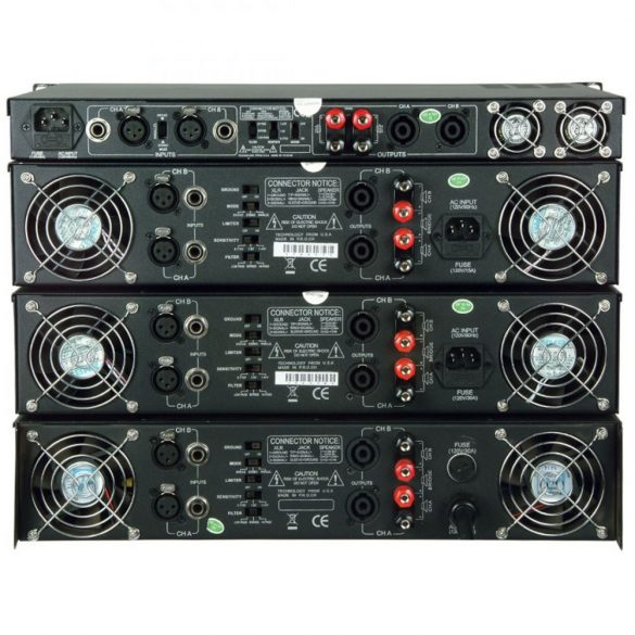 American Audio VLP1000 (2 x 500 Watt)