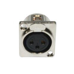 Accu-Cable 1613000020 XLR3 mama aljzat