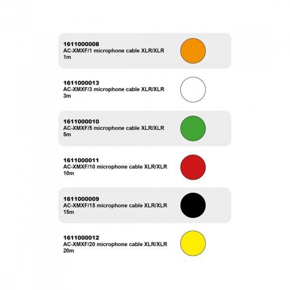 Accu-Cable 1611000009 XLR-XLR 15m