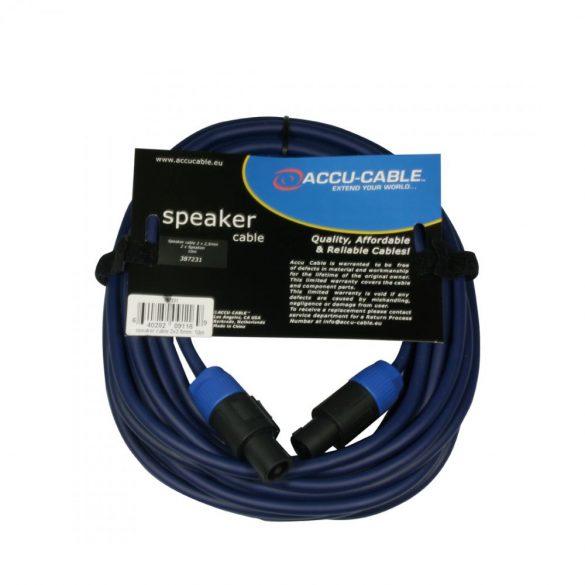 Accu-Cable 1611000024 Speakon  10m