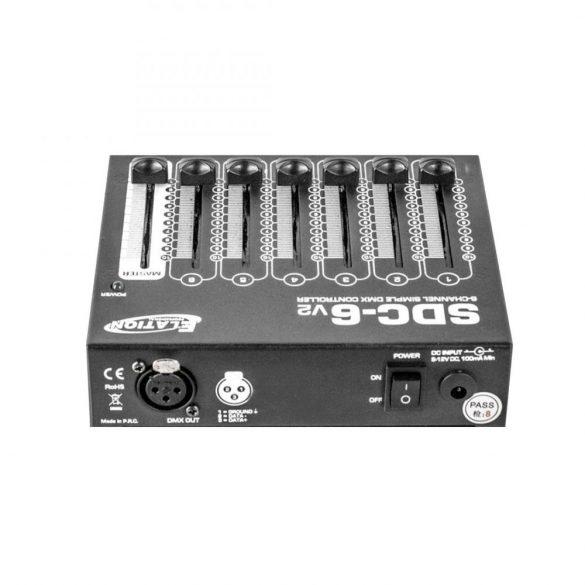 American DJ SDC-6 V2