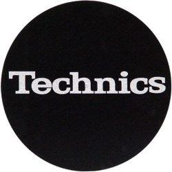 Technics Logo Silver