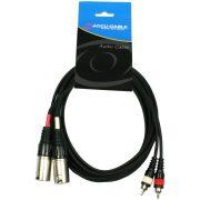 Accu-Cable 1611000035 XLR - RCA 5m