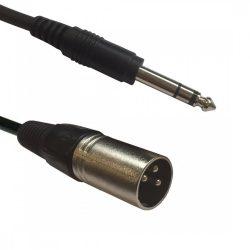 Accu-Cable 1611000048 JACK-XLR 3m