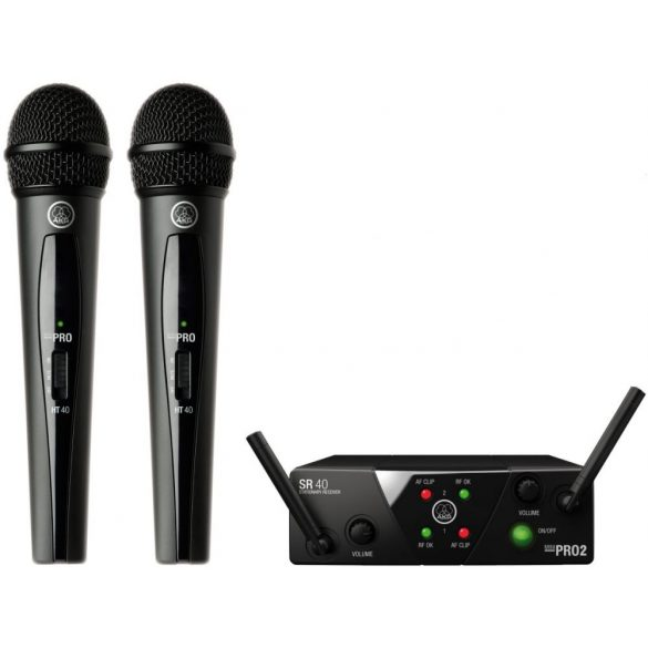AKG WMS 40 Mini2 Vocal Set Dual