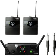 AKG WMS 40 Mini2 Instrumental Set Dual