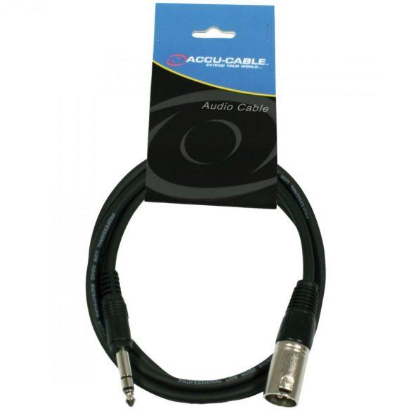 Accu-Cable 1611000047 XLR-Jack 1,5m