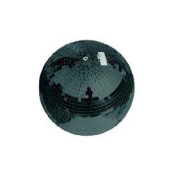 Eurolite Tükörgömb Fekete Színű 40cm