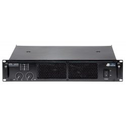 dB Technologies HPA 1400 (2 x 740 Watt)